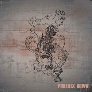 "Image of ""Phoenix Down"" CD"