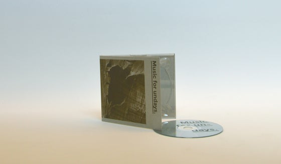Image of Various Artists - Music For Undays (CD)
