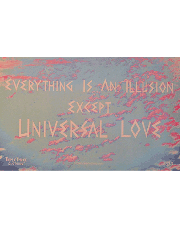 Image of Universal Love Poster
