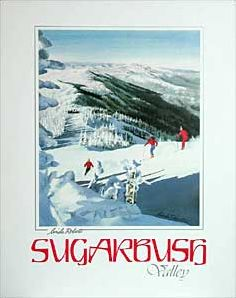 Image of Sugarbush poster