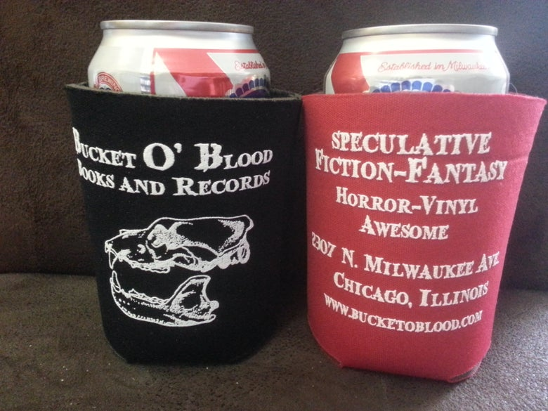Image of Beer Koozie