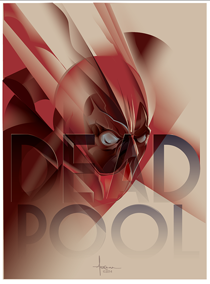 Image of DEADPOOL- POPDECO