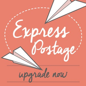 Image of Express Postage - Receive order faster