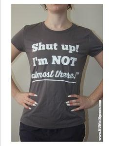 Image of SHUT UP! Women's Short Sleeve