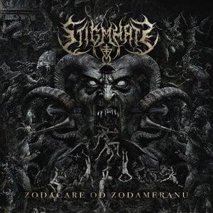 "Image of STIGMHATE "" ZODACARE OD ZODAMERANU "" DIGICD"
