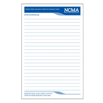 Image of Medium Notepad