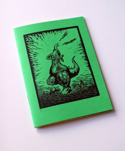Image of Pornzilla - Risograph book