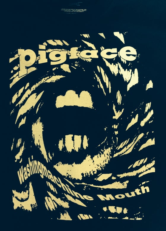 Image of Pigface- Washing Machine Mouth shirt