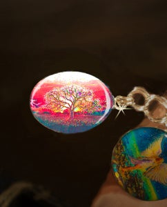 Image of Theta Healing Tree Charm