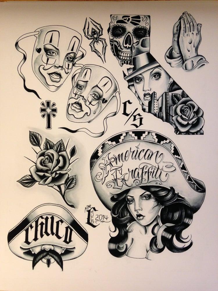 "Image of ""Cali"" 16"" X 20"" Fine Art Print"
