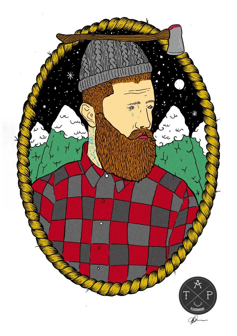 Image of 'Lumberjack' - Colour