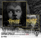 Image of COPROCEPHALIC - Desolation Of Conjoined Embodiment EP