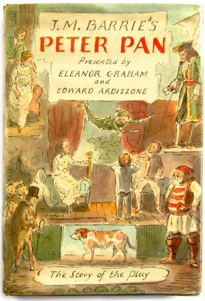 Image of Peter Pan: Brockhamton First Edition 1962