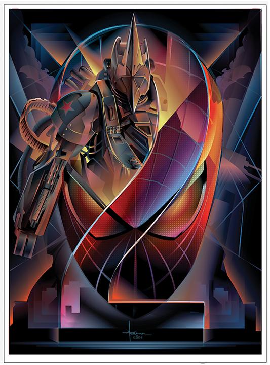 Image of SPIDER-MAN 2 : RHINO
