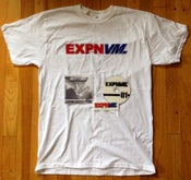 Image of EXPNVM 411VM tribute shirt *free DVD issue #001 with purchase