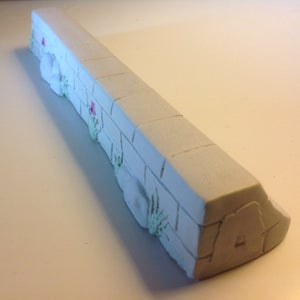 Image of BabyBeastBank (25 high x200mm long)