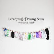 Image of Department of Missing Socks