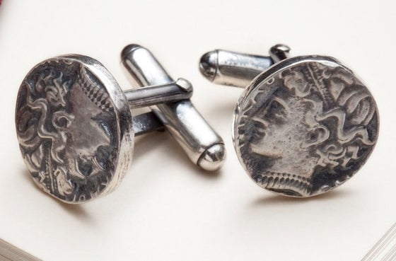 Image of Laboris Gloria Ludi Cufflinks