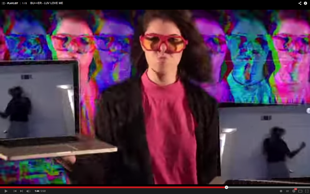 Image of Mechanical Turk Backup Dancer Footage – As Seen on YouTube