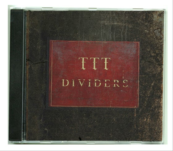 "Image of ""Dividers"" Album - LIMITED STOCK"