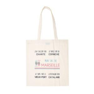 Image of Tote bag de Marseille