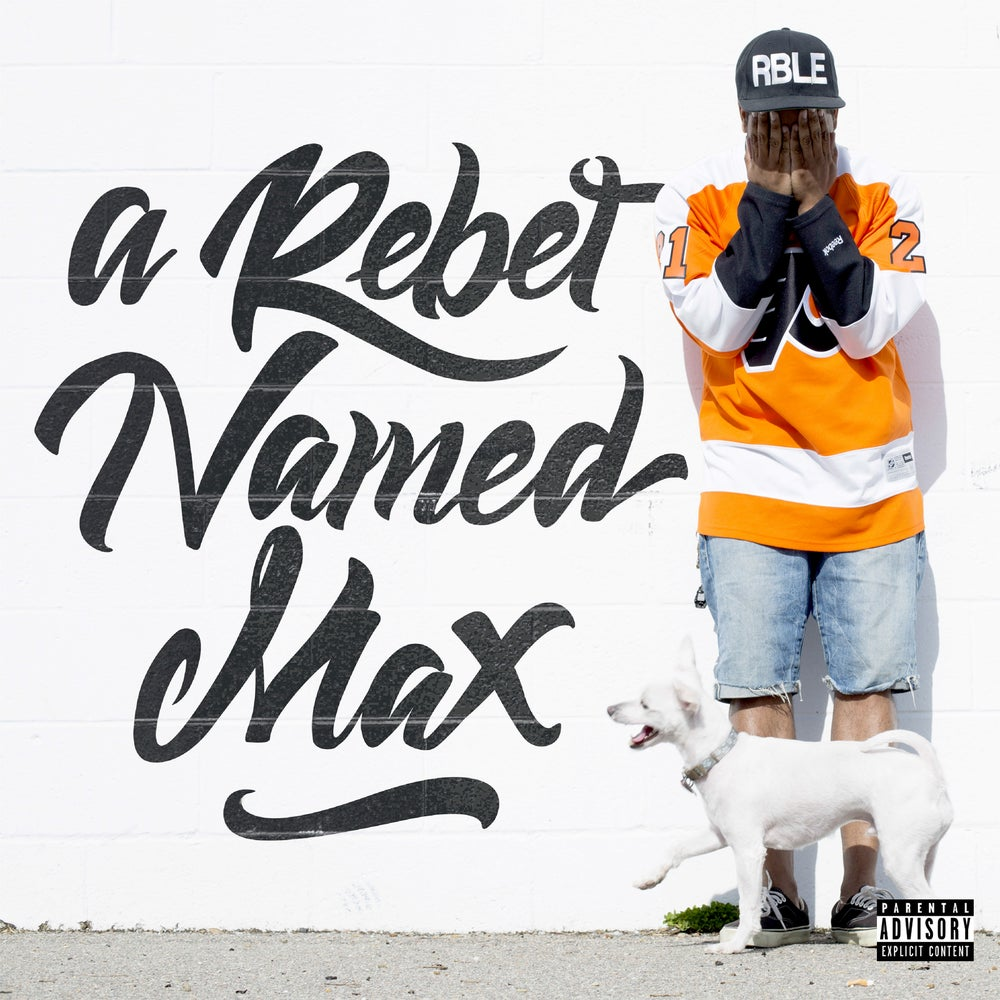 Image of A Rebel Named Max Album