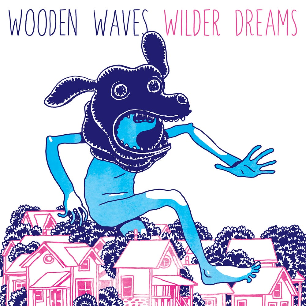 "Image of Wooden Waves ""Wilder Dreams"" LP"