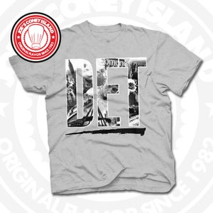 Image of THE CITY Grey Tee