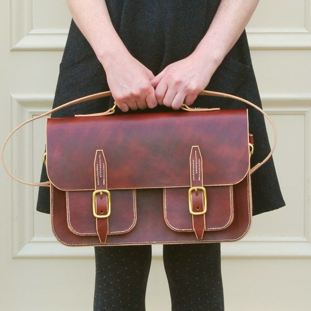 Image of Briefcase Satchel