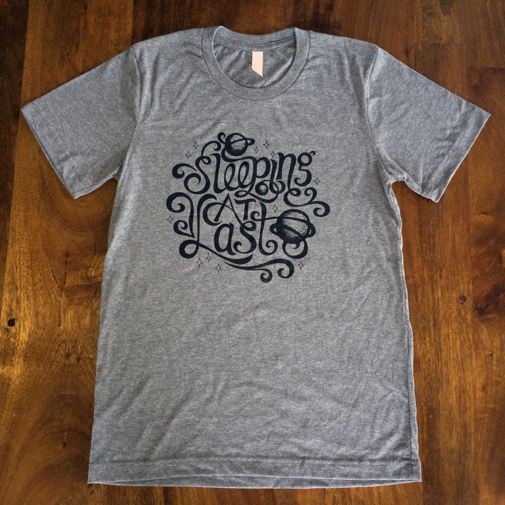 Image of Space Lettering Shirt