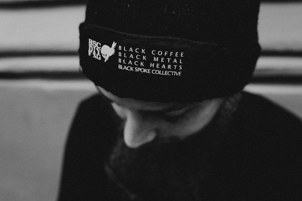 Image of 'Black Coffee' Patch
