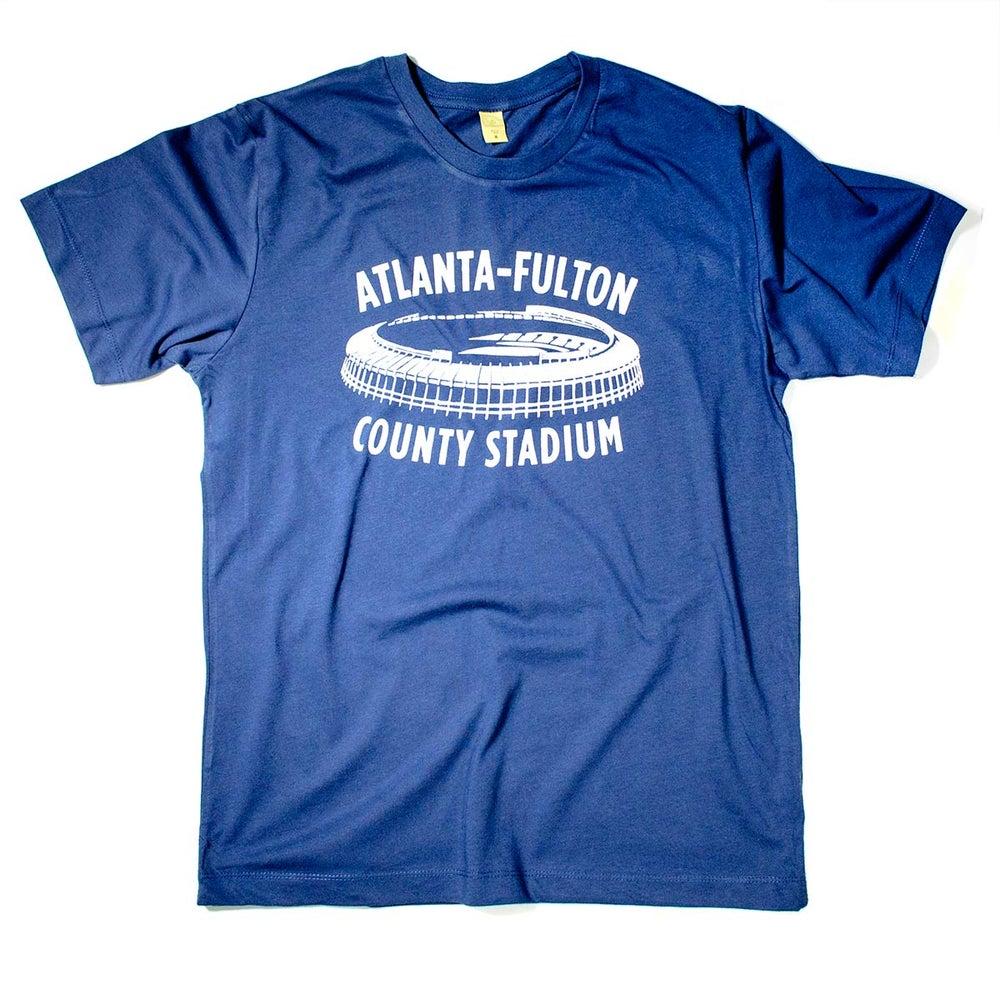 Image of Atlanta Fulton County Stadium