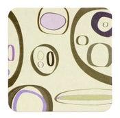 Image of Coasters in Purple Pebbles • 16 pack