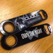 Image of Custom Clique Vodka Bottle Opener