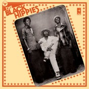 Image of THE BLACK HIPPIES LP