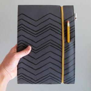 Image of Extra Large Notebook with Piano Nobile Print