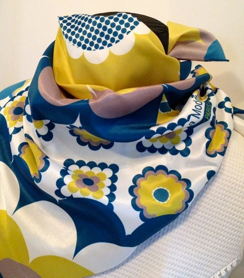 Image of foulard SYLVIE