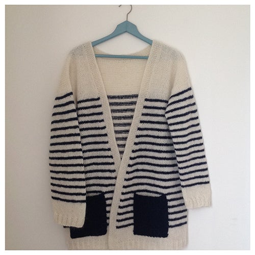 Image of Sailor Cardigan PDF