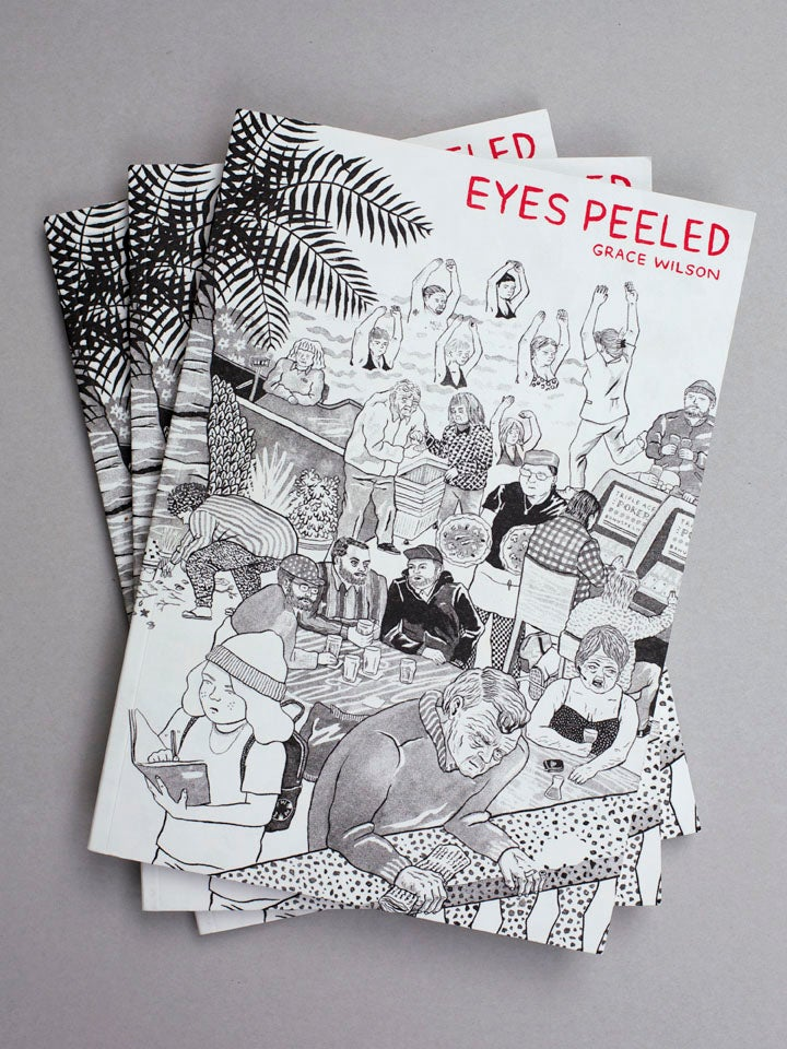 Image of Eyes Peeled