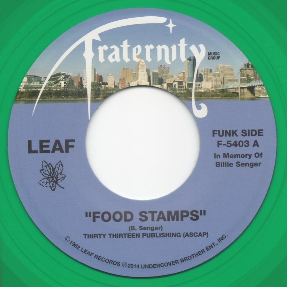 """Image of Food Stamps / How Do I Know - 7"""" Vinyl"""