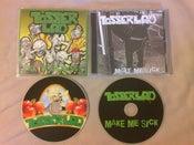 Image of Tosserlad - Make Me Sick + Fuck The Neighbours CDs