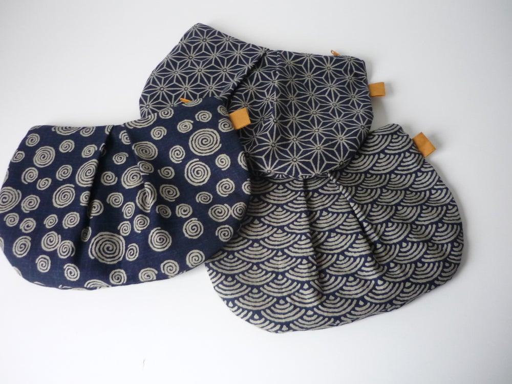 Image of pochettes à pli creux