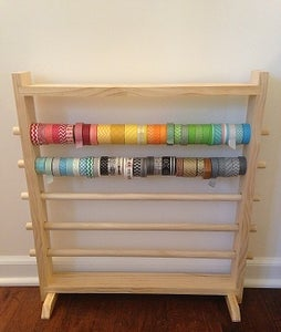 Image of Washi Tape Rack