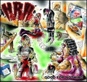 Image of H.R.A. Good For Nothing CD