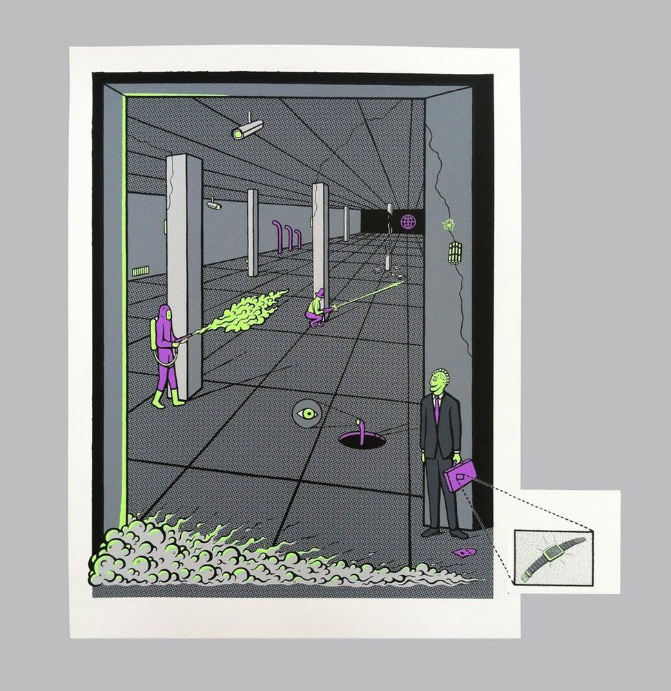 Image of Subterranean Level: 6xCv78603v