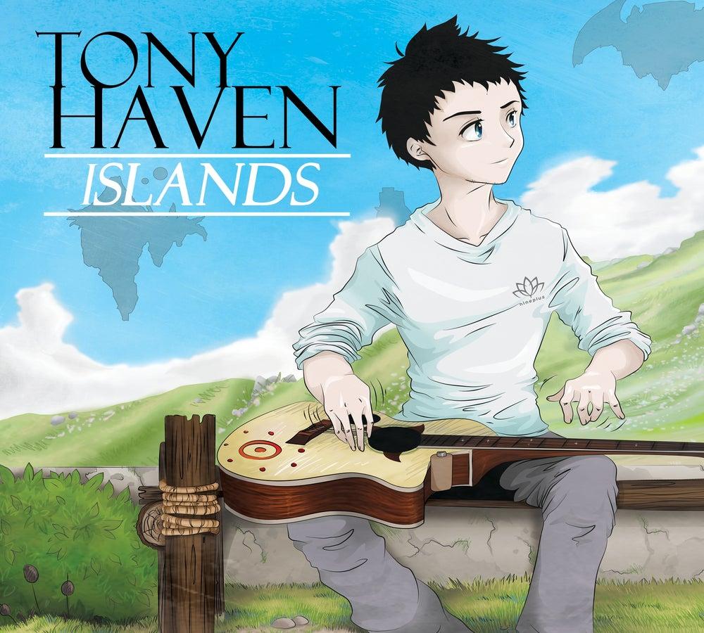 Image of Islands CD