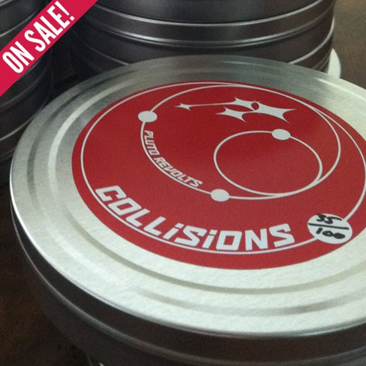 Image of Collisions - EP (Limited Edition)