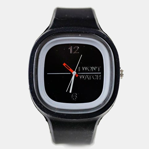Image of Signature Watch Black