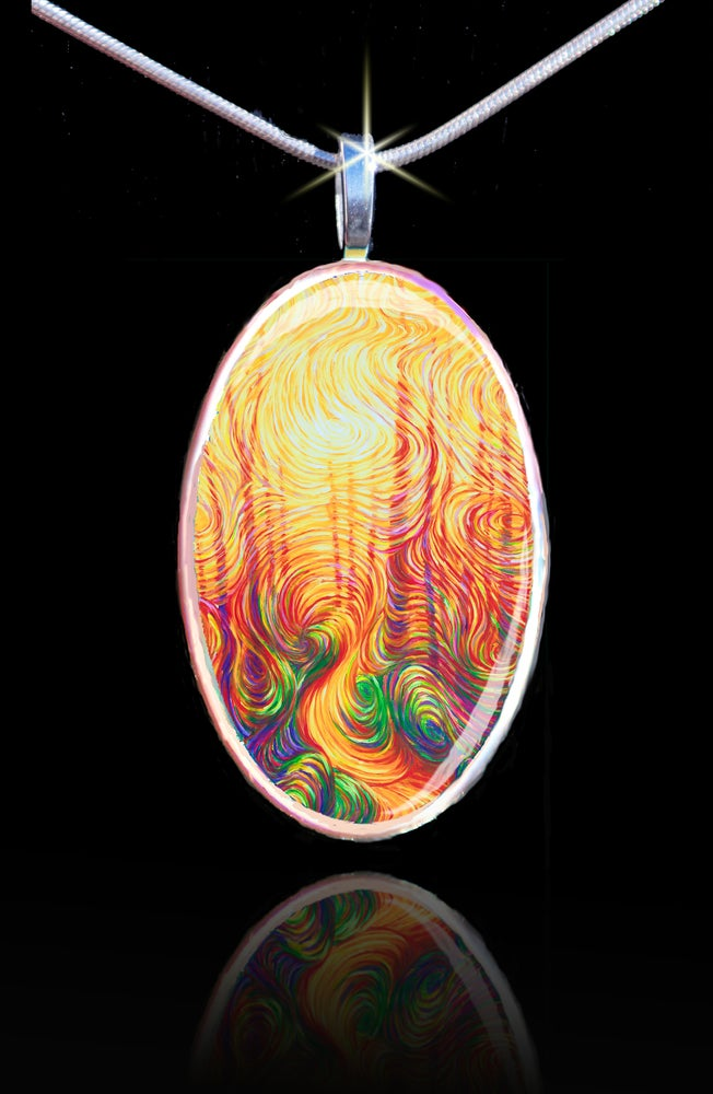 Image of Path To The Light Pendant - Your direct connection to a higher power