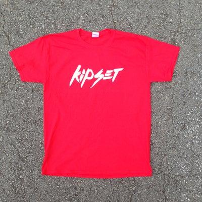 Image of Kipset T-Shirt (Red)